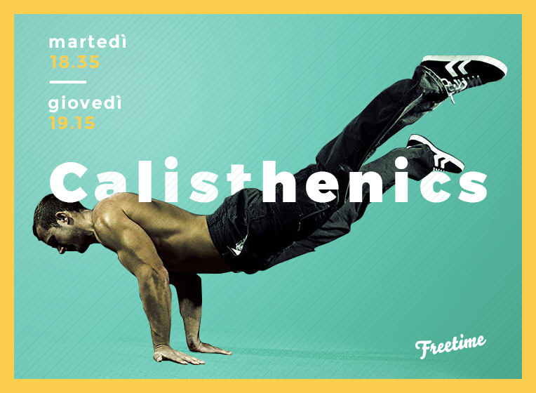 Calisthenics Freetime